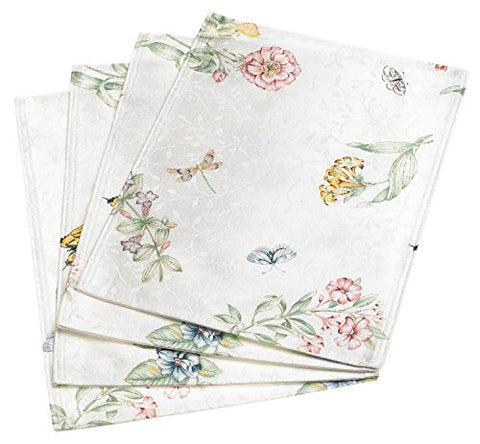 Lenox Butterfly Meadow Set Of 4 Placemats