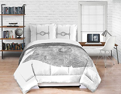 Lucas Film Star Wars Classic Full/Queen Comforter Set