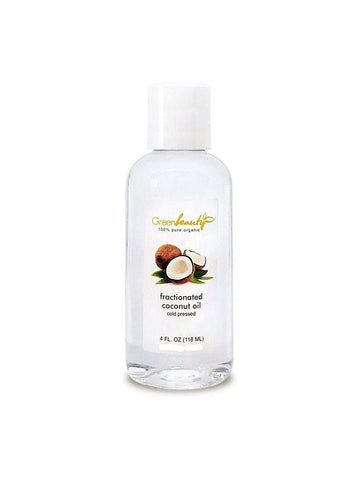 Organic Fractionated Coconut Oil Cold Pressed Natural 100% Pure Premium
