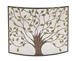 Deco 79 44543 Metal Fire Screen 39W, 33H -