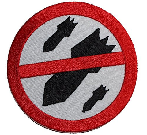 Application Peace No Bombs Patch