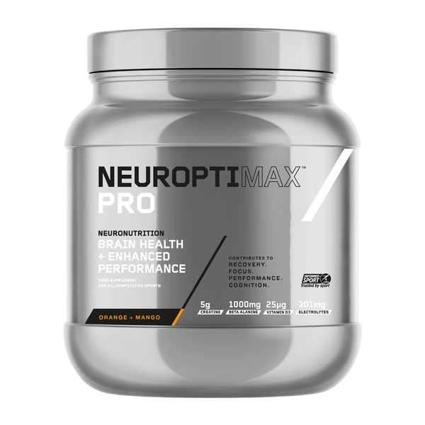 Neuroptimax Pro - 315g - Orange & Mango Flavour