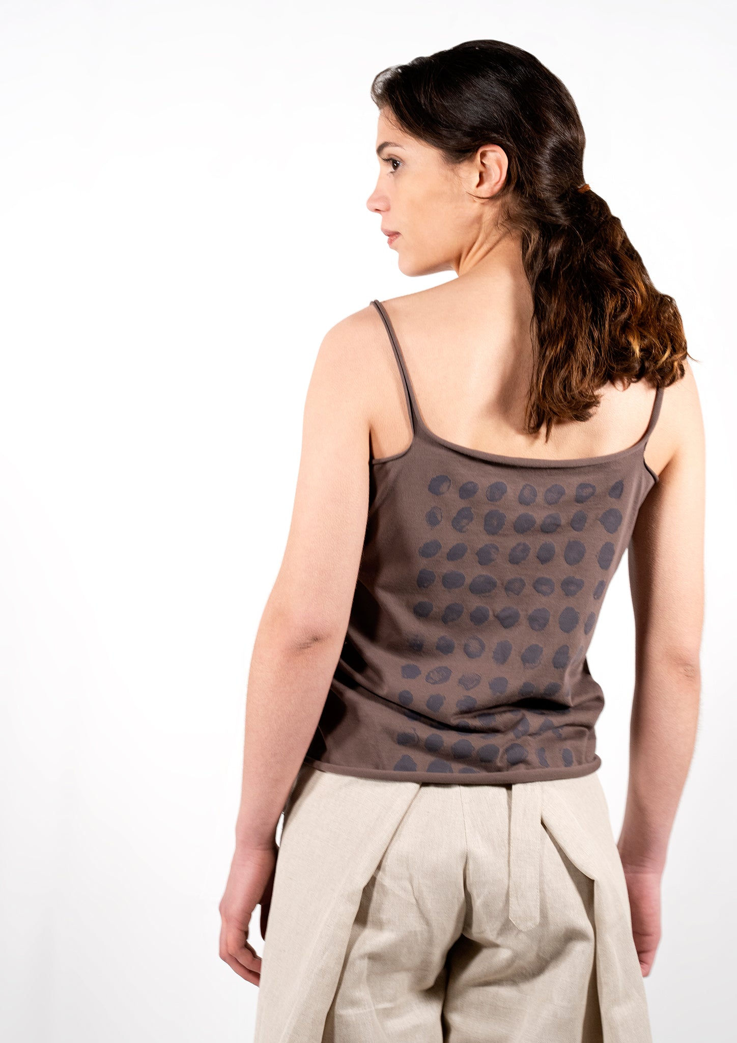 NOVE Short Top print #Dots