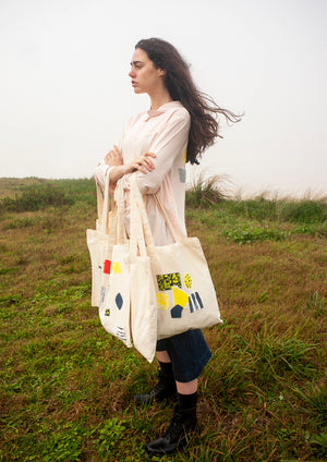 TOTE BAG x ELLEONOR