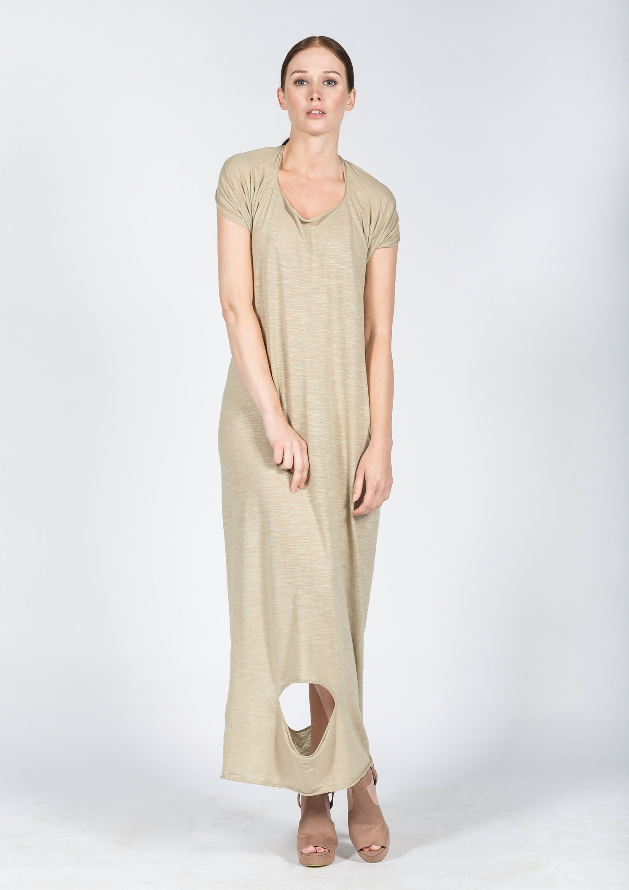 Cotton& Linen MEIO DOUBLE Dress