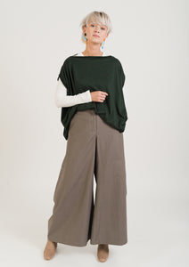 Blouse CATORZE + WIDE Trousers