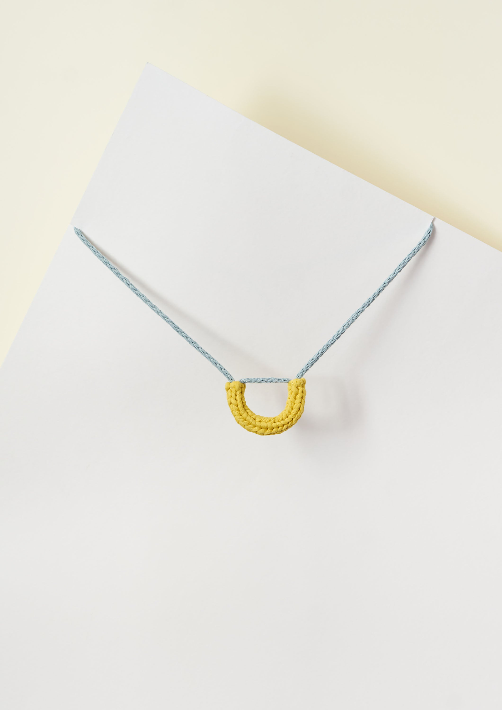 Necklace NANO Arco