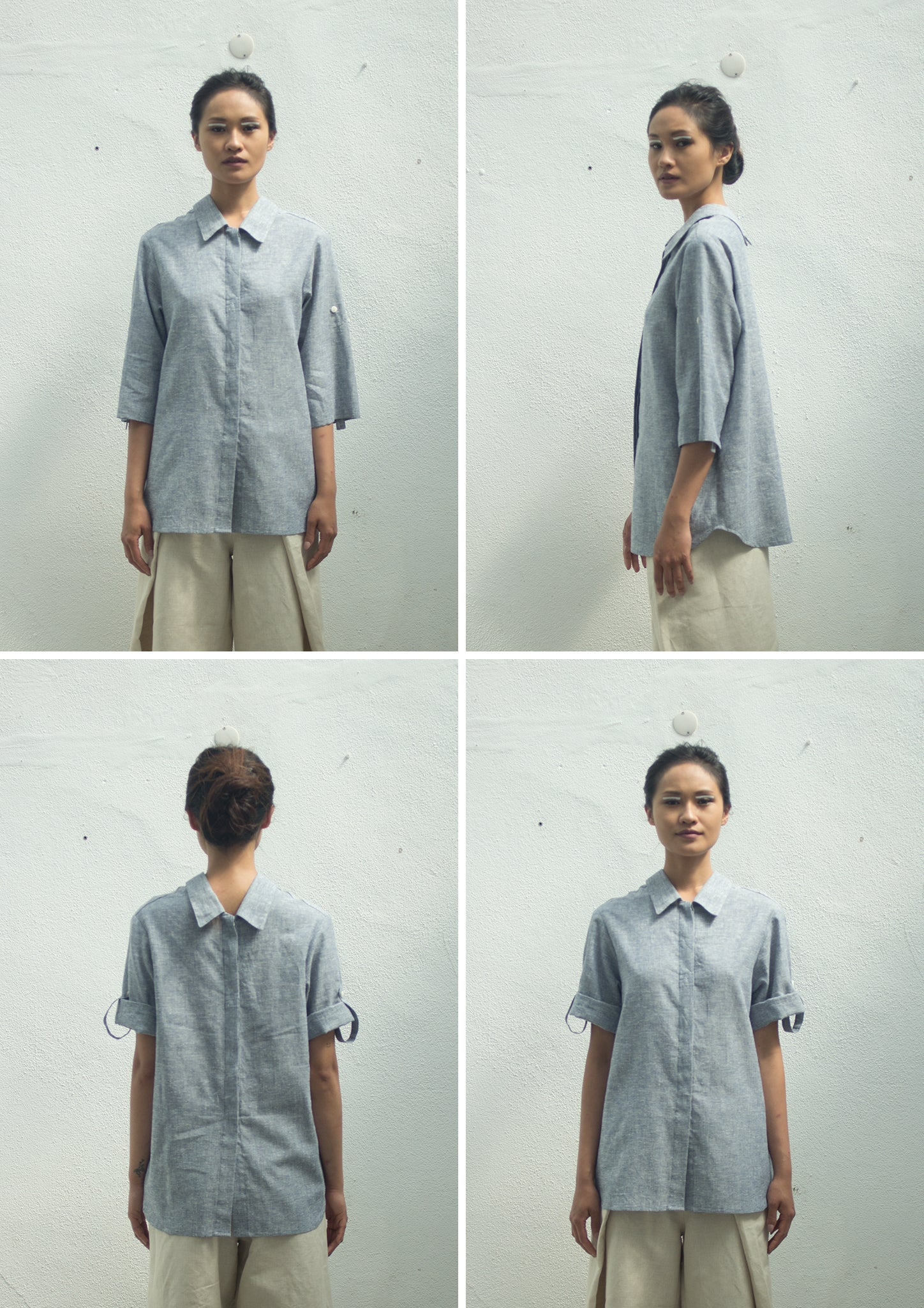 SHIRT Hemp & Cotton