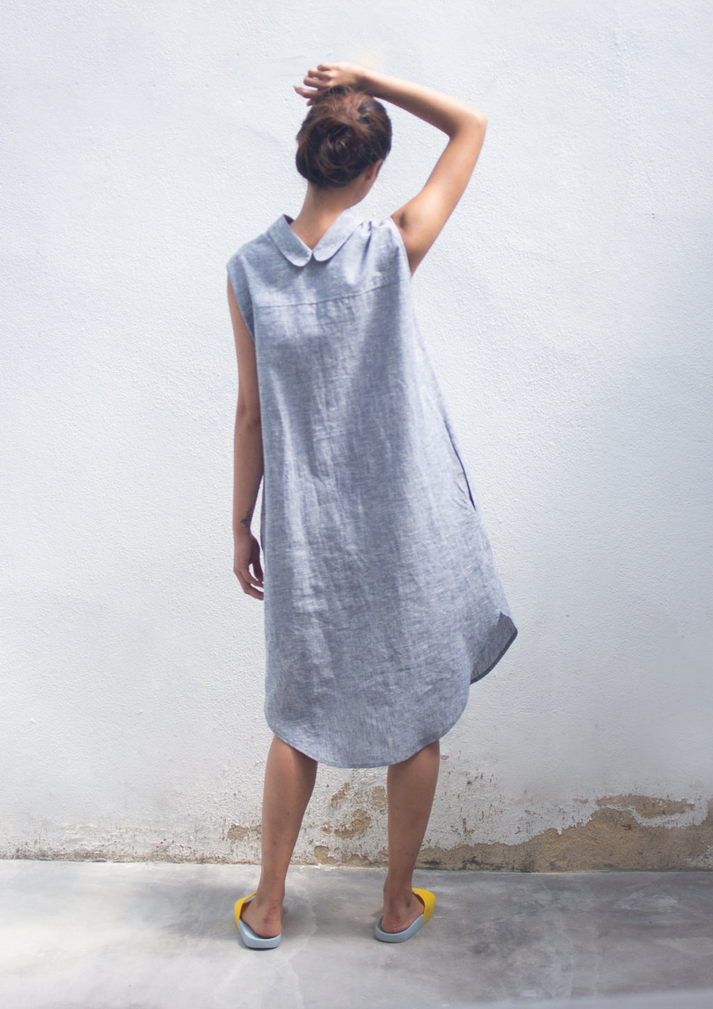 DRESS Hemp & Cotton