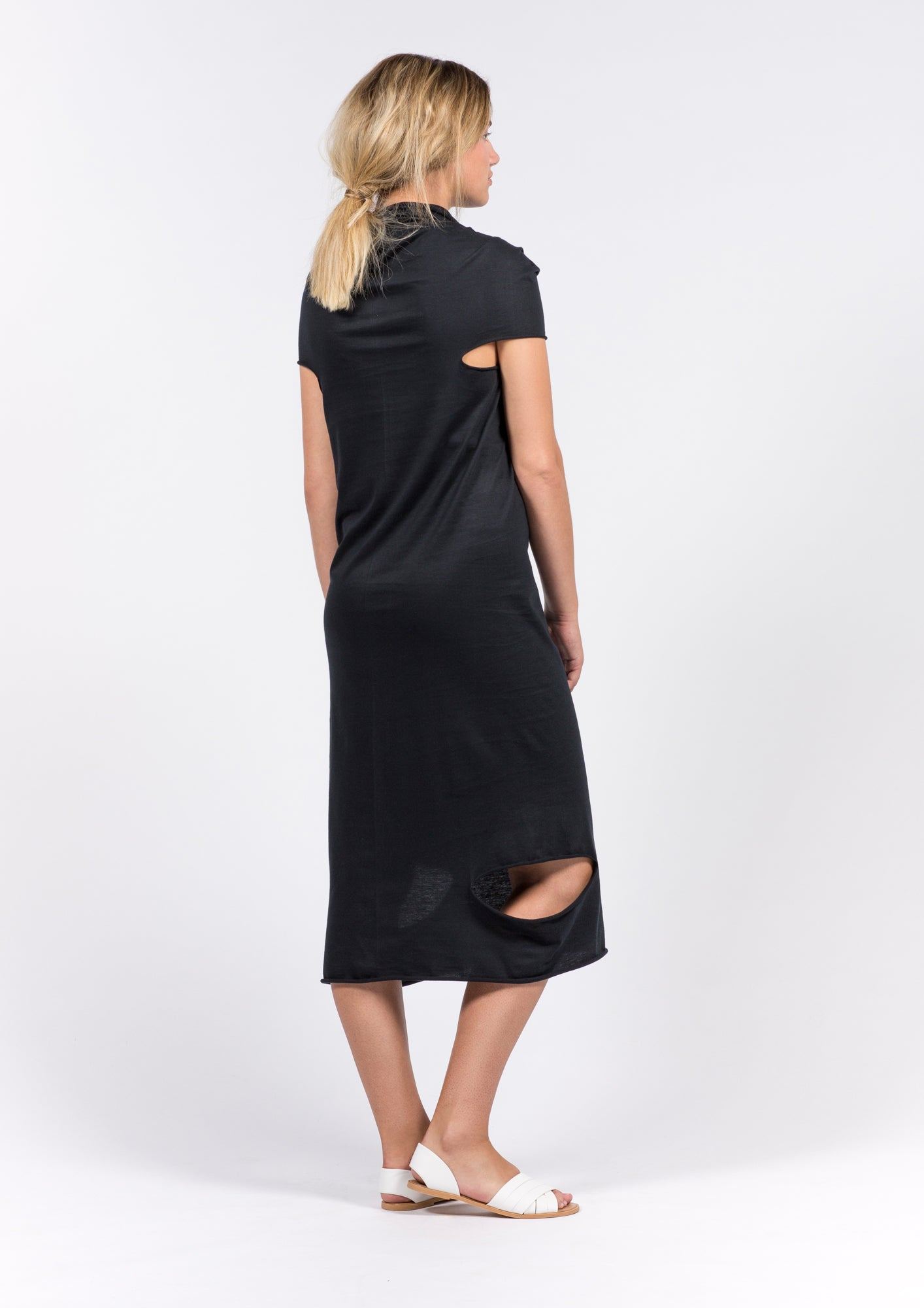 Dress MEIO DOUBLE Black