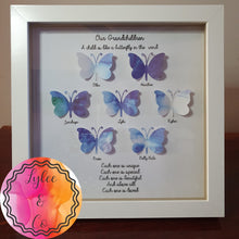 Mother's Day Shadow Box - Personalised