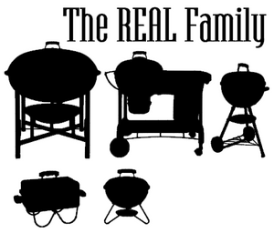 The REAL Family Set - Coloured