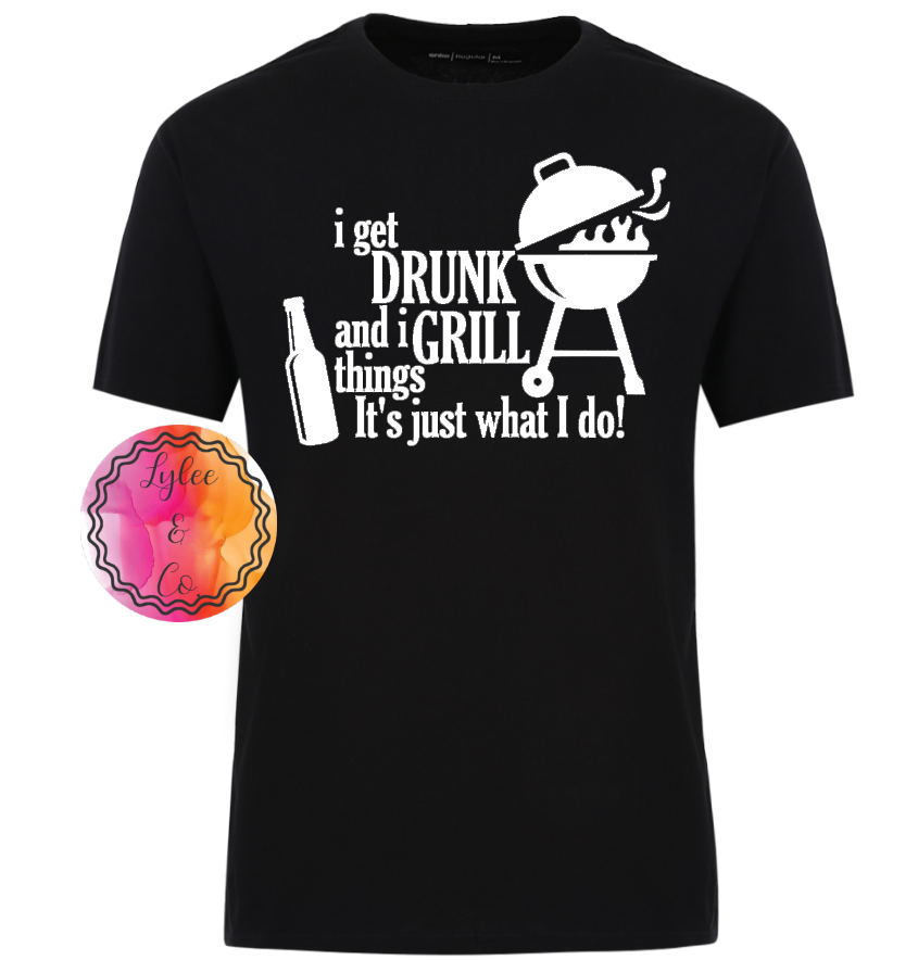 Men's Grill T Shirts