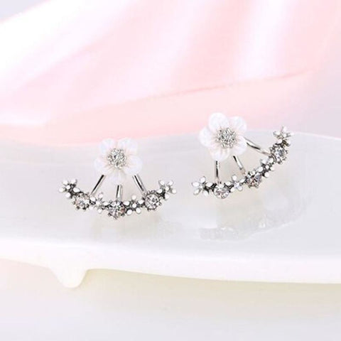 Flower Stud Earrings - Pocketry