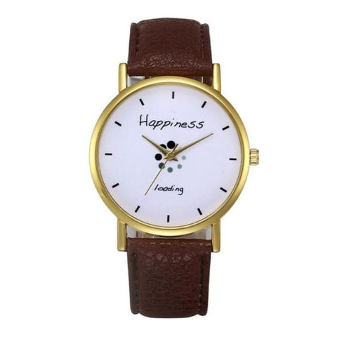 Happiness Loading Watch - Pocketry