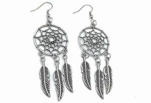 Dreamcatcher Earrings - Pocketry
