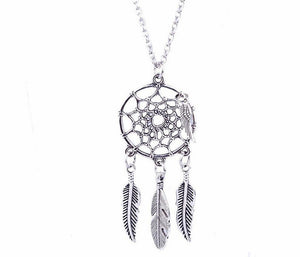 DreamCatcher Pendant Chain Necklace - Pocketry
