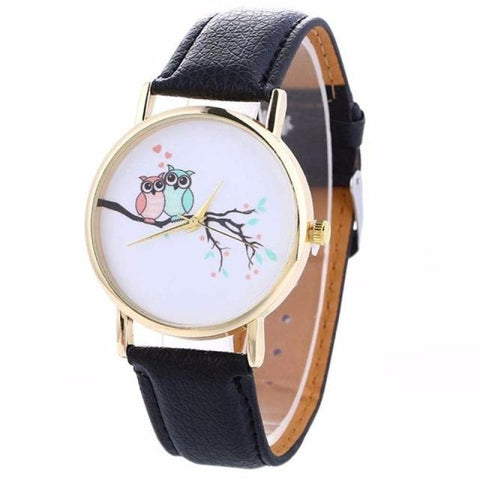 Owl Love Watch - Pocketry