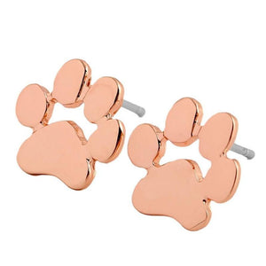 Paw Print Earrings - Pocketry