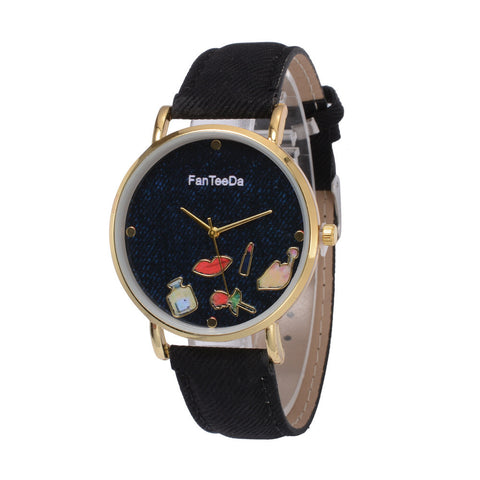 Watch woman accessories Round Case Watch - Pocketry