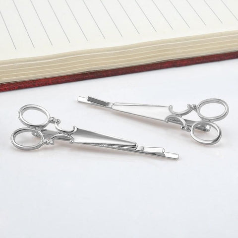 Scissors Hair Clip Sets - Pocketry
