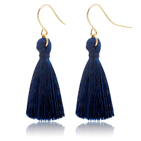 Tassel Earrings - Pocketry