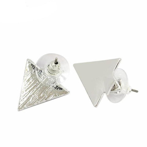Triangle Earrings - Pocketry