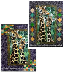 Genna & Gerry Quilt Pattern by Colorado Creations Quilting