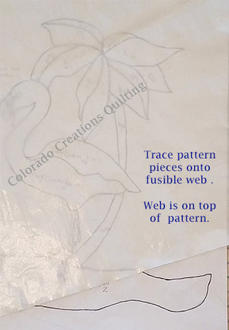tracing-images-onto-fusible-web