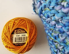 yarn and peral cotton