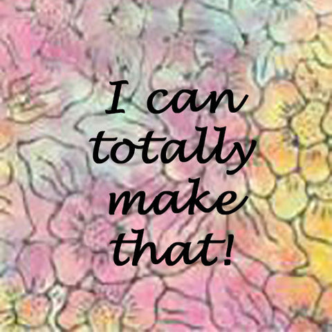 I can totally make that quilt blog quote by Colorado Creations Quilting