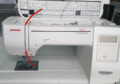 pipe-cleaner-cleaning-tension-disc-area-of-sewing-machine-front-view