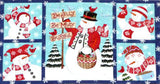 Be Jolly Block-of-the-Month by Jackie Vujcich for Colorado Creations Quilting