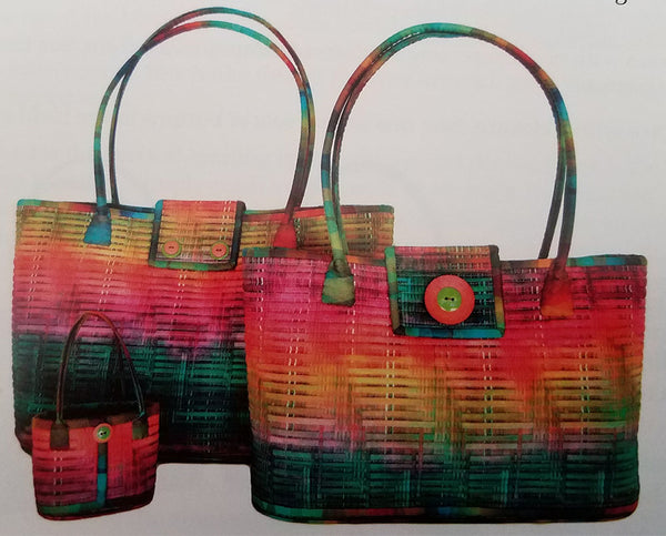 Image of Rockport Tote bag by Aunties Two available at Colorado Creations Quilting