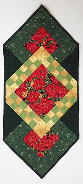Blue Christmas Quilt Pattern