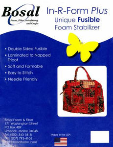 "Bosal In-R-Form Double Sided Fusible Stabilizer 36"" x 58"""