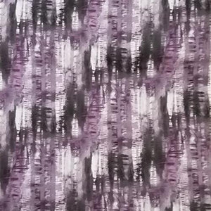 Misty gray and purple tree trunks available at Colorado Creations Quilting