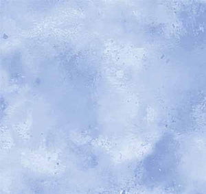 periwinkle blue sky cotton fabric available at Colorado Creations Quilting