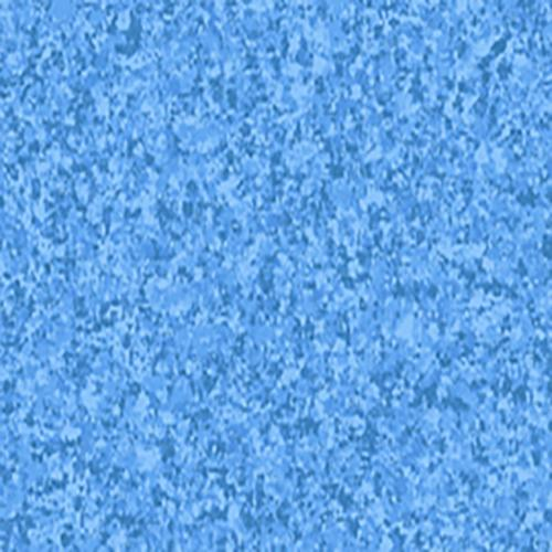 Crystal BlueTexture Cotton Fabric by Quilting Treasures
