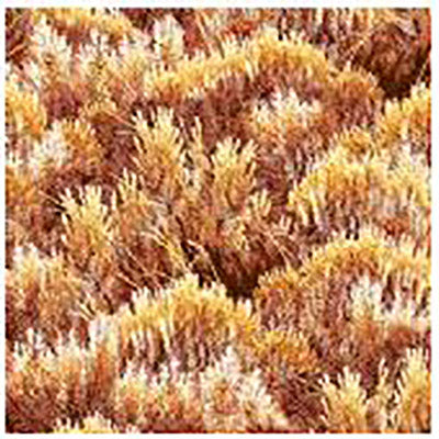 Golden brown mounds of grass or brush fabric available at Colorado Creations Quilting