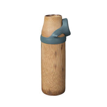 Load image into Gallery viewer, 'Not just A Bottle' Bamboo YOGA Large green