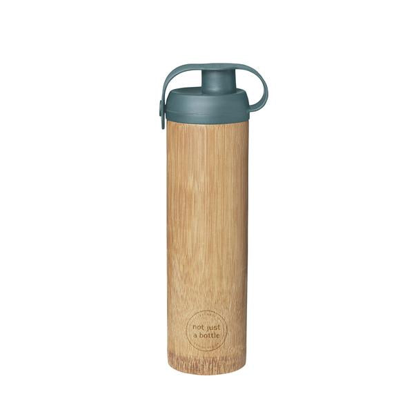 'Not Just A Bottle' Bamboo LIFE green