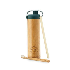 Bamboo Travel Set