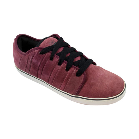 K Swiss KS Nicko VNZ Wine/Black-White  02535612 Men's