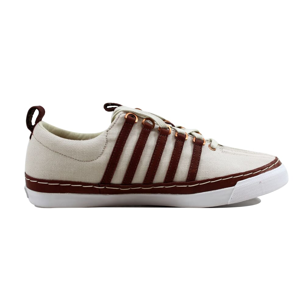 K Swiss Billy Reid Arlington CL Turtledove/Cinnamon 03423-276 Men's