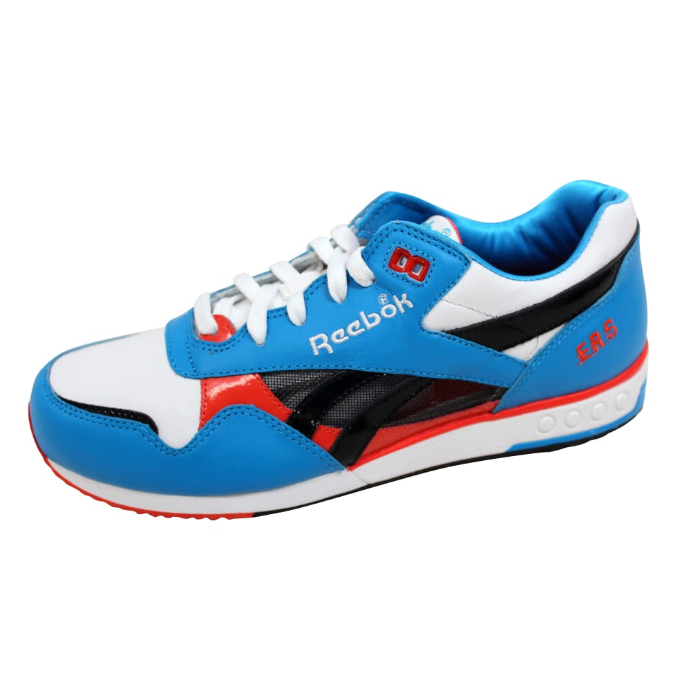 Reebok ERS Racer DES Pima Air/White-Orange-Black 1-167862 Men's