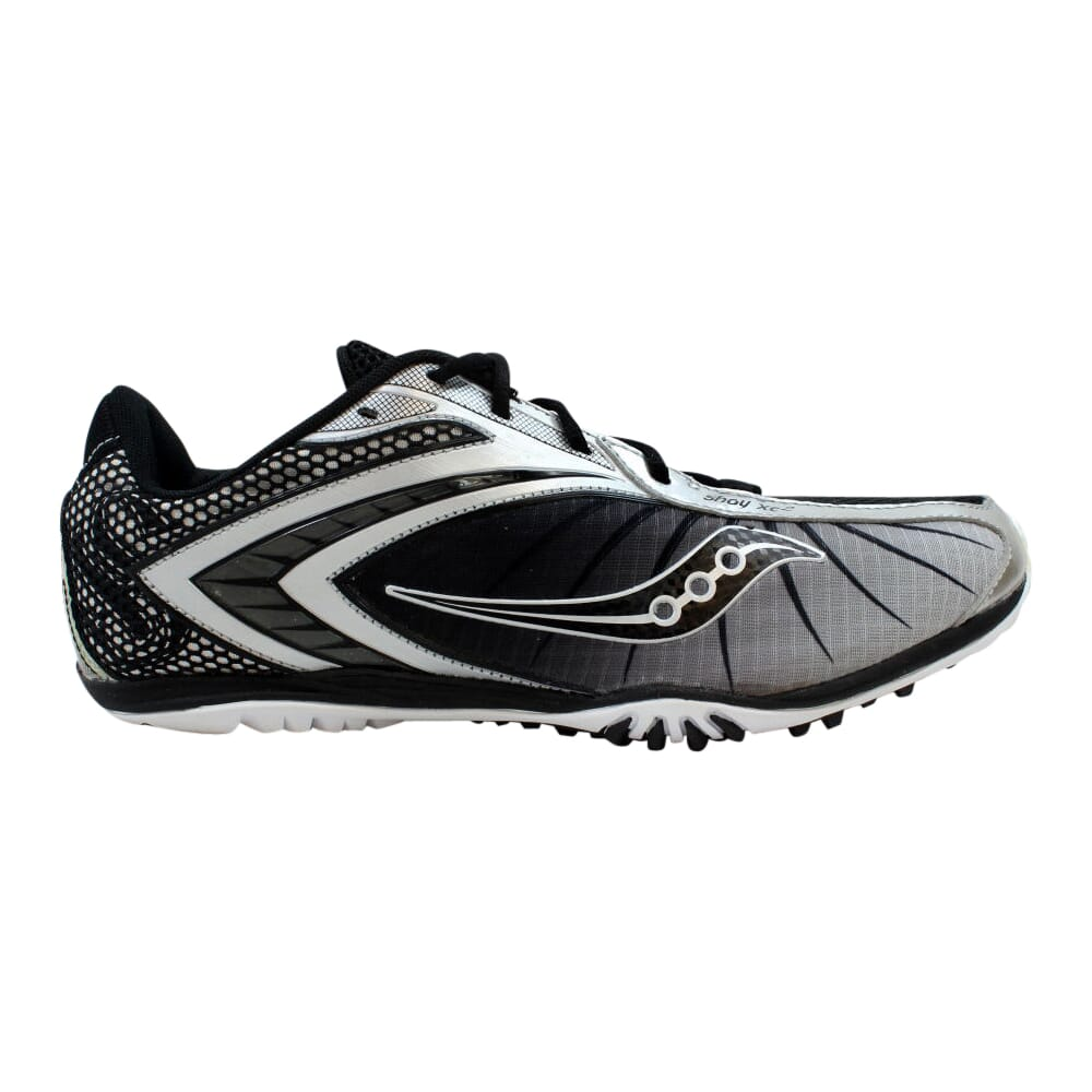 Saucony Shay XC2 Spike Black/Silver  10082-2 Women's