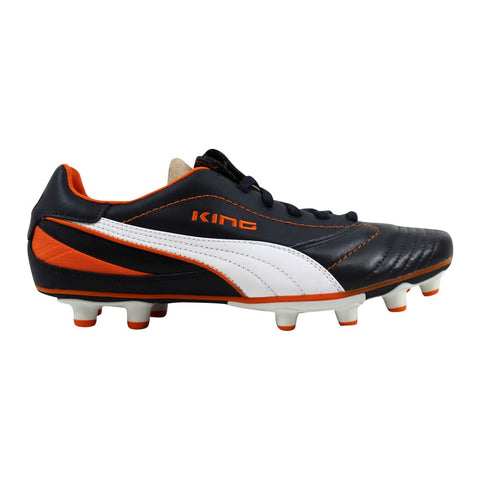 Puma King Finale I FG New Navy/White-Team Orange 102205-05 Women's
