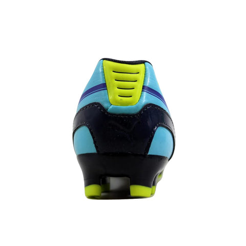 Puma evoSpeed 5 FG Blue Mist/New Navy-Lime Punch 102601-02 Women's