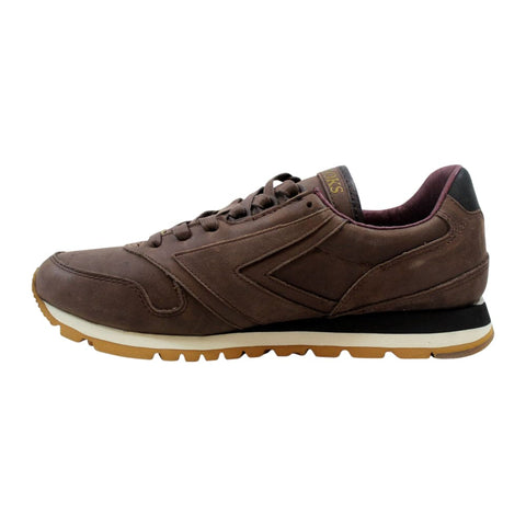 Brooks Chariot Copper Brown Leather  110178-1D-282 Men's